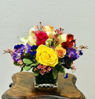 Simply Colorful Bouquet TLS-104
