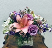 Feeling Lavender Bouquet TLS-107