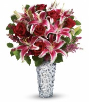 The Diamonds & Lilies Bouquet