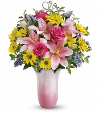 The Pretty Petal Bouquet