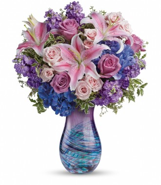 The Opulent Artistry Bouquet