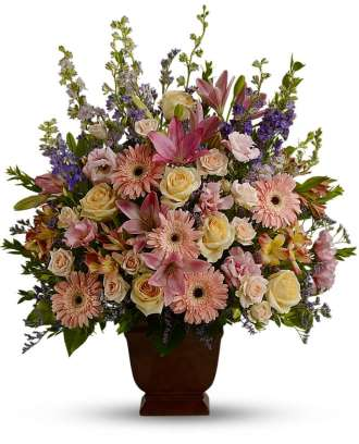 The Best Wishes Arrangement