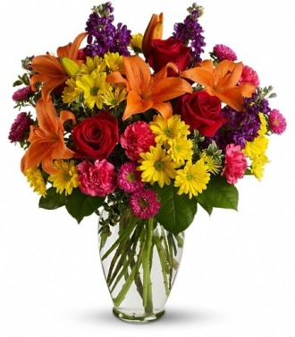 The Bright Eyes Bouquet