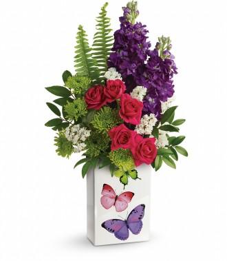 The Flight of Fancy Bouquet