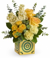 The Shimmer of Thanks Bouquet