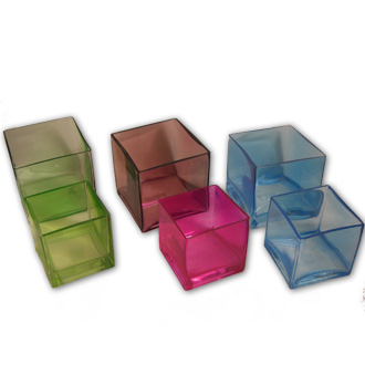 Cubes, containers and accessories