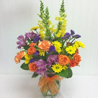 Garden Vase