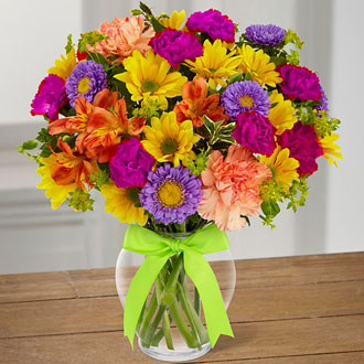 Light and Lovely Bouquet