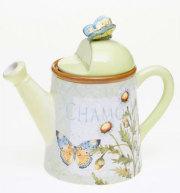Herb Garden Teapot