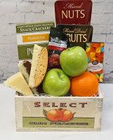 Harvest Crate Snack Box