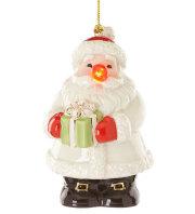 Lenox Blinking All The Way Sanata Ornament