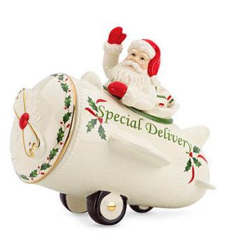 Lenox Countdown To Christmas Cookie Jar