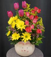 Happy Bunny Bouquet