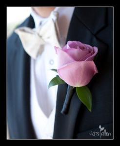 Garden Rose Boutonniere ballard blossom inc lavender rose boutonniere seattle, wa, 98107
