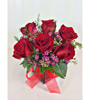 Red Rose Serenade Bouquet