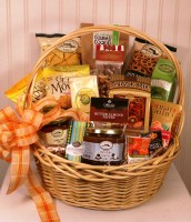 Super Snack Basket