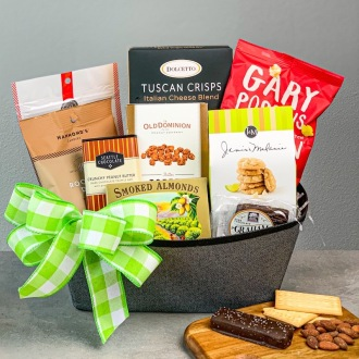 Sweet and Salty Gourmet Basket