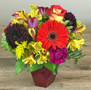 Vibrant Nights Bouquet