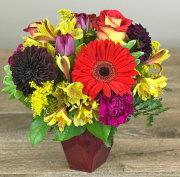 Vibrant Nights Bouquet