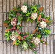 Botanical Fall Wreath