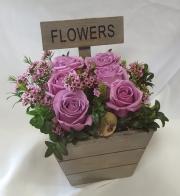 Lavender Lush Flowers