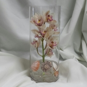 Orchid in Glass Large