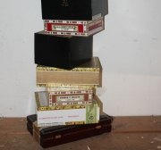 Rental Cigar Boxes