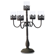 Rustic CandleAbra