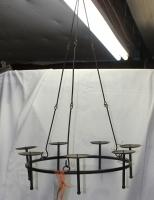 Rental Rustic Hanging Chandelier
