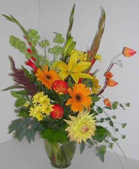 Sunny Disposition Bouquet