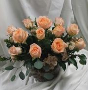 Tiffany Roses Bowled