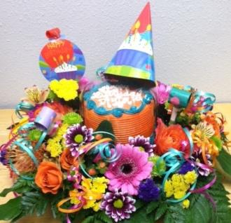 Crane\'s Creations Birthday Cake Party