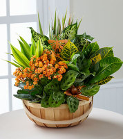 Fall Planter Basket