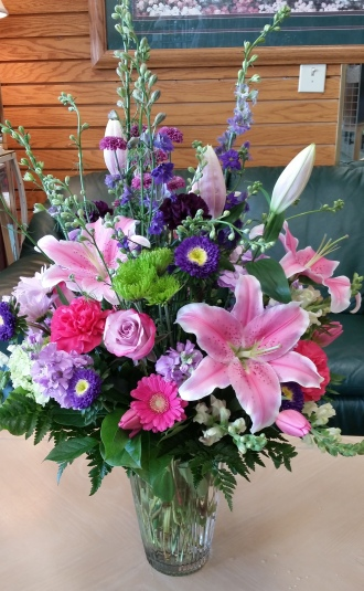 Love & Joy Bouquet