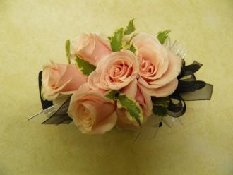 Cranes Creations Perfect Pink Corsage