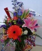 Crane's Creations Birthday Celebration
