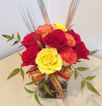 Crane\'s Creations Autumn Roses