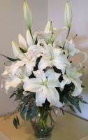 Crane's Creations Fragrant Lily Vase