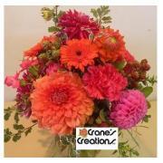Crane's Creations Sherbert Bouquet