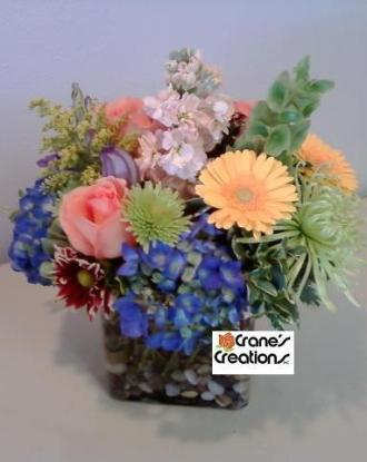 Crane\'s Creations Thinking Of You Bouquet
