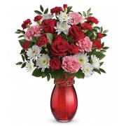 Teleflora's Sweet Embrace Bouquet