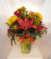 Caan Floral - Colorful Fall