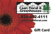 Caan Floral - Gift Card