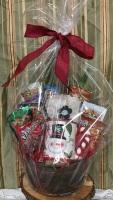 The Snuggler Christmas Gift Basket