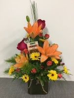 Fall Treasures Bouquet