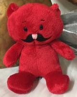 Mustach Bear