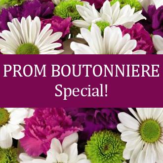 Designer\'s Choice Boutonniere