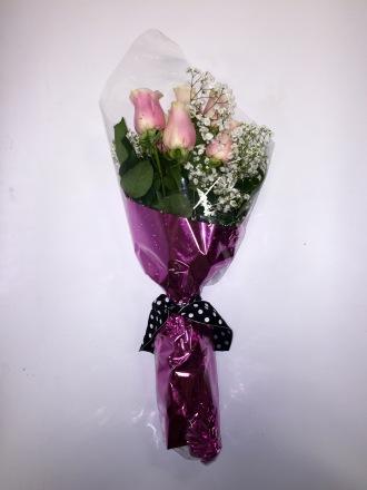 6 Rose Presentation Bouquet