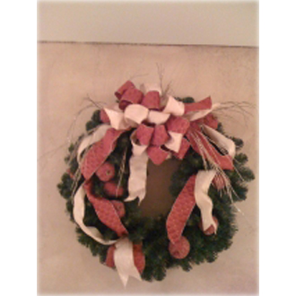 Fancy Flair Wreath