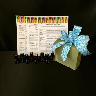 Epoch 8 Oils Package